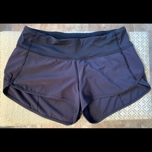 Women's Lululemon Speed Shorts